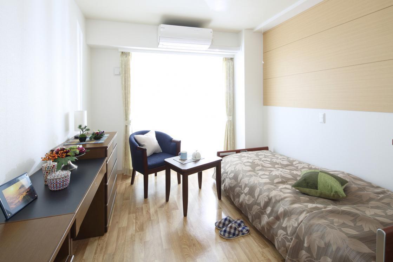 メディカルホームグランダ生田(住宅型有料老人ホーム)の画像(2)2F 居室イメージ