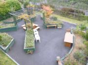 SOL星が丘(介護付有料老人ホーム)の画像(5)ガーデン