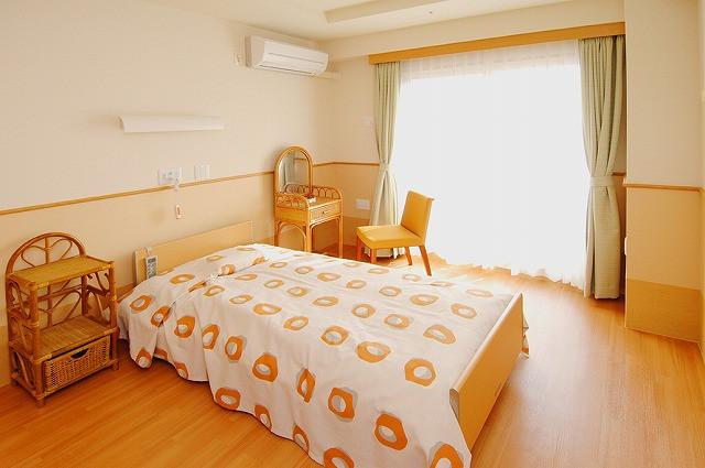 フェリエドゥ稲田堤 (介護付有料老人ホーム)の画像(3)居室