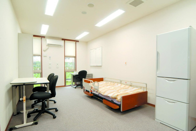 ネクサスコート多摩川桜並木(介護付有料老人ホーム)の画像(16)健康管理室