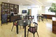 メディカルホームボンセジュール中野島(介護付有料老人ホーム(一般型特定施設入居者生活介護))の画像(5)1F ラウンジ