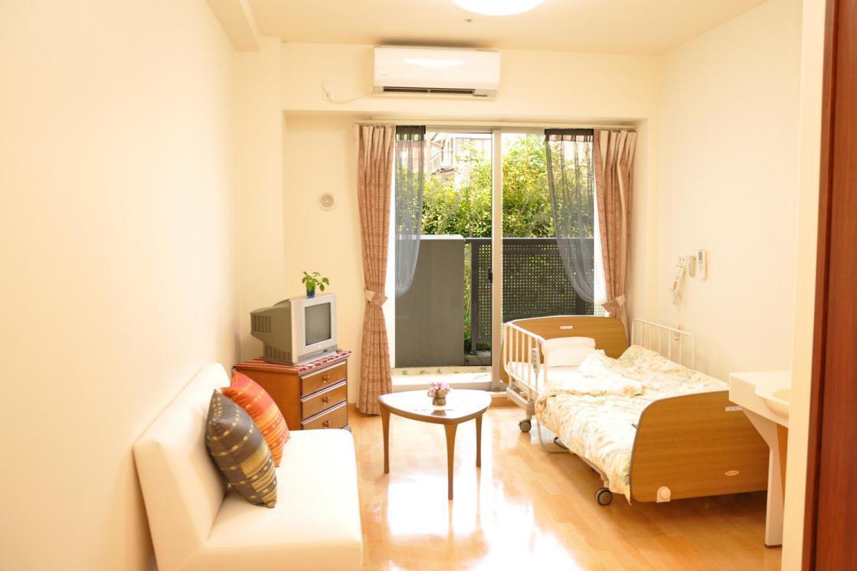 メディカルホームボンセジュール中野島(介護付有料老人ホーム(一般型特定施設入居者生活介護))の画像(2)居室イメージ