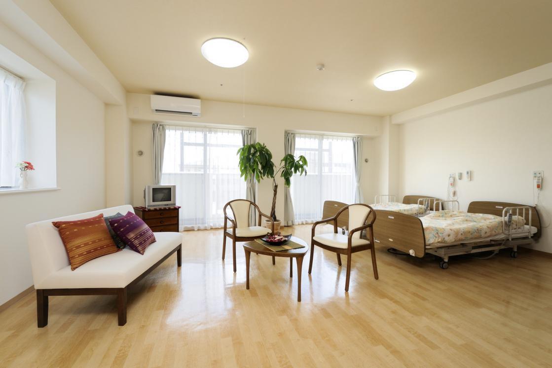 メディカルホームボンセジュール中野島(介護付有料老人ホーム(一般型特定施設入居者生活介護))の画像(3)居室イメージ