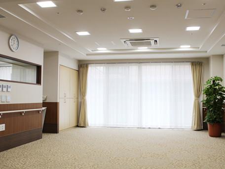 グッドタイムナーシングホーム・中野島(介護付有料老人ホーム(一般型特定施設入居者生活介護))の画像(3)エントランス