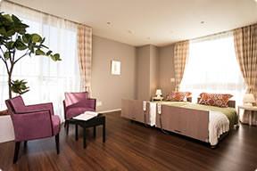 カーサプラチナ宮前平(住宅型有料老人ホーム)の画像(3)居室