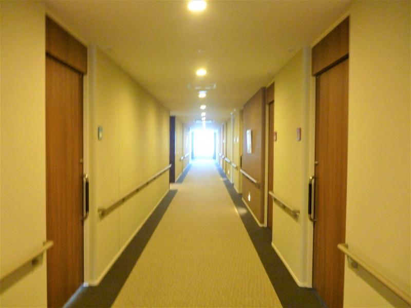 カーサプラチナ宮前平(住宅型有料老人ホーム)の画像(25)廊下
