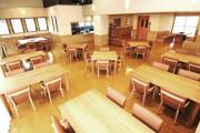 浅草ケアパークそよ風(介護付有料老人ホーム(一般型特定施設入居者生活介護))の画像(5)食堂