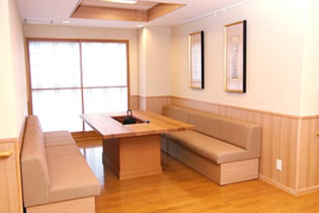 浅草ケアパークそよ風(介護付有料老人ホーム(一般型特定施設入居者生活介護))の画像(4)共有スペース