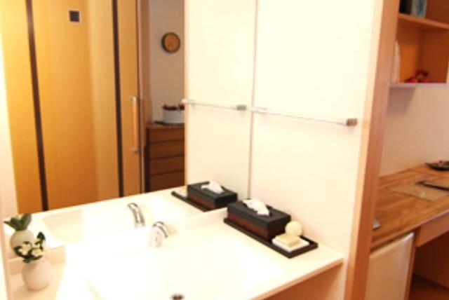 浅草ケアパークそよ風(介護付有料老人ホーム(一般型特定施設入居者生活介護))の画像(6)洗面台