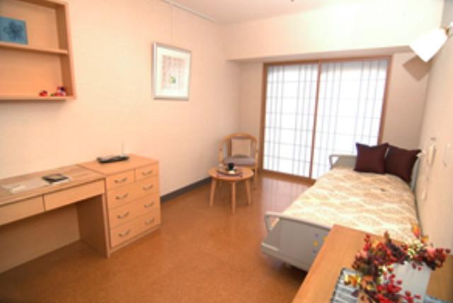 浅草ケアパークそよ風(介護付有料老人ホーム(一般型特定施設入居者生活介護))の画像(7)居室(一人部屋)