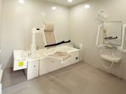 ニチイホーム鷺沼(介護付有料老人ホーム)の画像(9)個人浴室