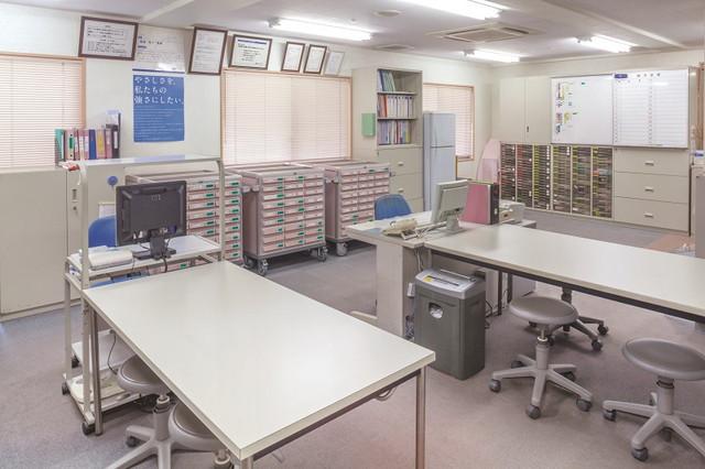 ニチイホーム鷺沼(介護付有料老人ホーム)の画像(6)健康管理室