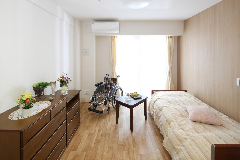 グランダたまプラーザ(住宅型有料老人ホーム)の画像(2)居室イメージ