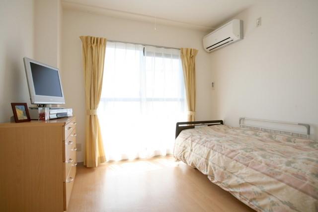 リアンレーヴ新百合ヶ丘(介護付有料老人ホーム)の画像(7)個室