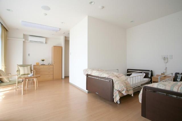 リアンレーヴ新百合ヶ丘(介護付有料老人ホーム)の画像(8)夫婦部屋