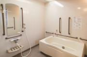 ニチイホームはるひ野Ⅱ番館(介護付有料老人ホーム)の画像(4)浴室