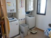 ニチイホームはるひ野Ⅱ番館(介護付有料老人ホーム)の画像(17)洗濯室