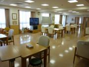 ニチイホームはるひ野Ⅱ番館(介護付有料老人ホーム)の画像(21)食堂