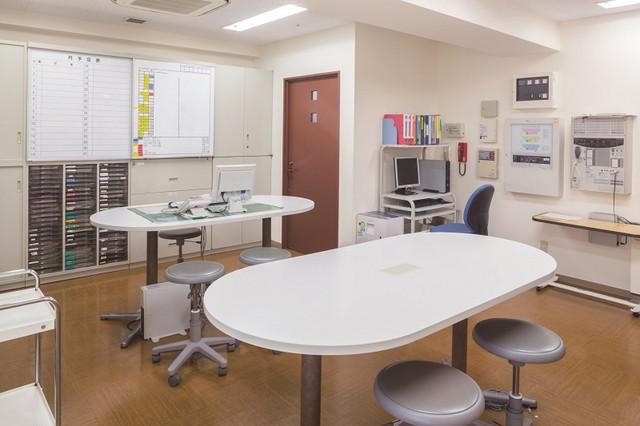 ニチイホーム新百合ヶ丘(介護付有料老人ホーム)の画像(7)健康管理室