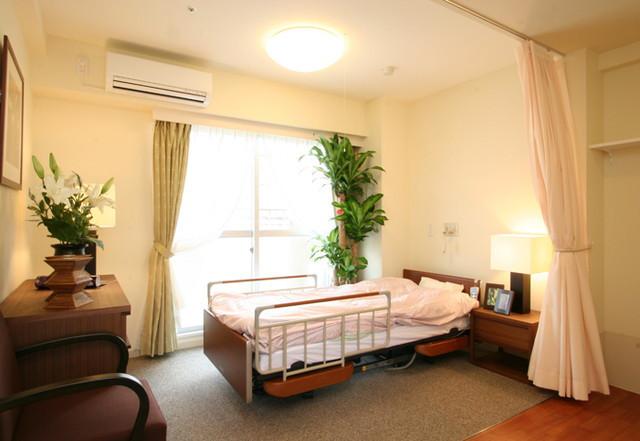 アズハイム横浜東寺尾(介護付有料老人ホーム)の画像(3)Aタイプ居室
