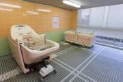 ボンセジュール横浜新山下(介護付有料老人ホーム(一般型特定施設入居者生活介護))の画像(7)1F 浴室