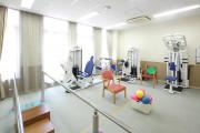 ボンセジュール横浜新山下(介護付有料老人ホーム(一般型特定施設入居者生活介護))の画像(8)1F 機能訓練室