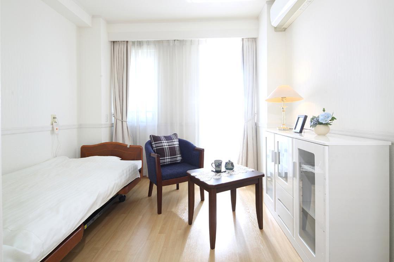 ボンセジュール横浜新山下(介護付有料老人ホーム(一般型特定施設入居者生活介護))の画像(2)4F 居室イメージ