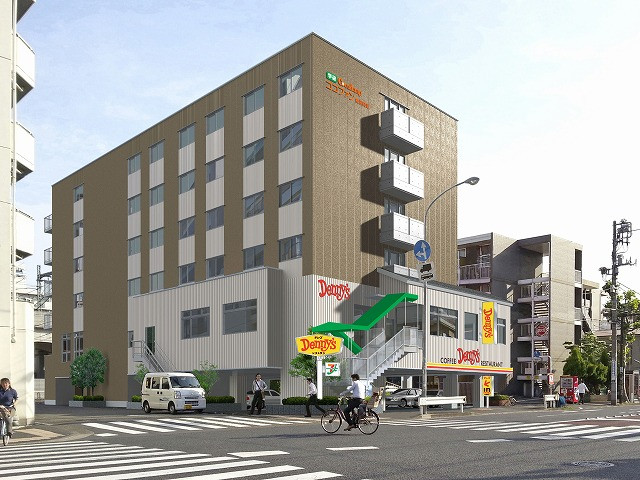 ココファン横浜前里(サービス付き高齢者向け住宅)の画像(1)
