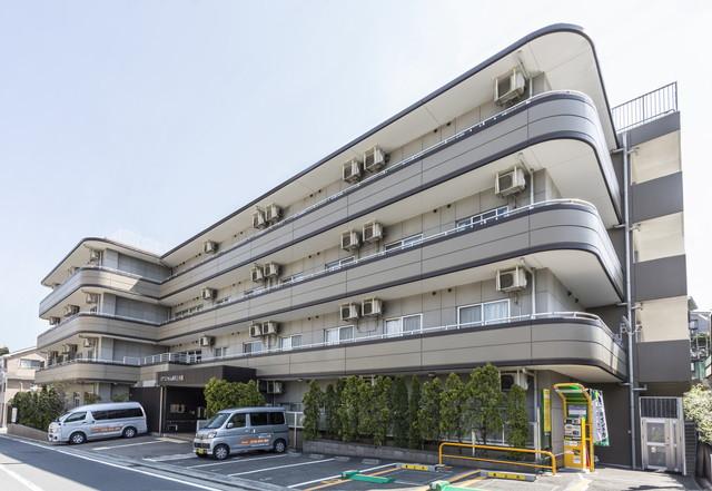 アズハイム横浜上大岡(介護付有料老人ホーム)の画像(1)