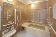 グランダ南麻布(介護付有料老人ホーム(一般型特定施設入居者生活介護))の画像(8)5F 浴室