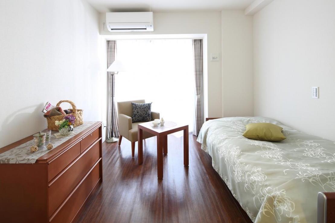 グランダ南麻布(介護付有料老人ホーム(一般型特定施設入居者生活介護))の画像(2)5F 居室イメージ