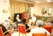 サニーステージ洋光台(介護付有料老人ホーム)の画像(4)機能訓練風景