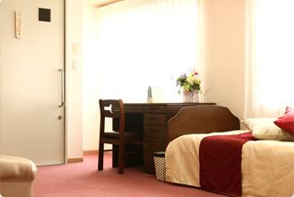 サニーステージ洋光台(介護付有料老人ホーム)の画像(2)居室
