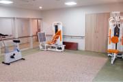 メディカルホームグランダ金沢文庫(介護付有料老人ホーム(介護専用型/一般型特定入居者生活介護))の画像(8)1F 機能訓練室