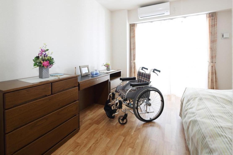 メディカルホームグランダ金沢文庫(介護付有料老人ホーム(介護専用型/一般型特定入居者生活介護))の画像(2)居室イメージ