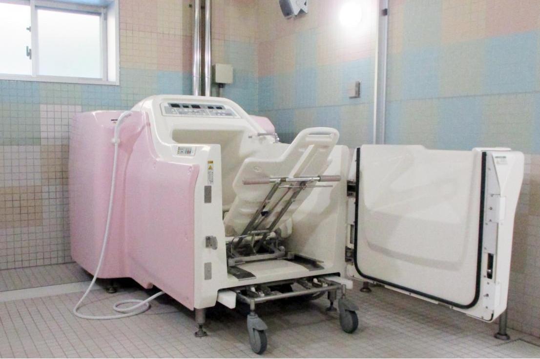 メディカルホームグランダ金沢文庫(介護付有料老人ホーム(介護専用型/一般型特定入居者生活介護))の画像(6)1F 浴室