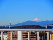すこや家・北新横浜(介護付有料老人ホーム)の画像(5)屋上から見える富士山