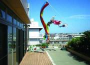 せらび新横浜(介護付有料老人ホーム)の画像(12)ルーフバルコニー