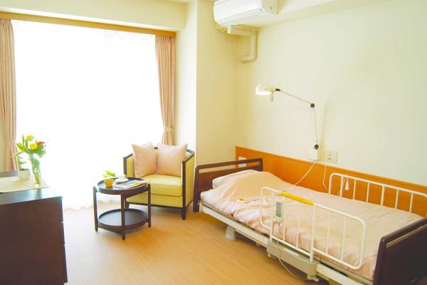 せらび新横浜(介護付有料老人ホーム)の画像(3)居室