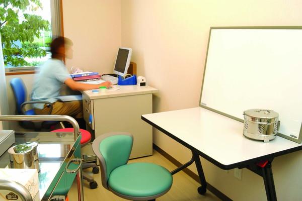 せらび新横浜(介護付有料老人ホーム)の画像(7)健康管理室