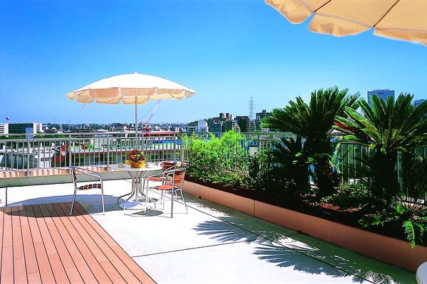 せらび新横浜(介護付有料老人ホーム)の画像(8)屋上