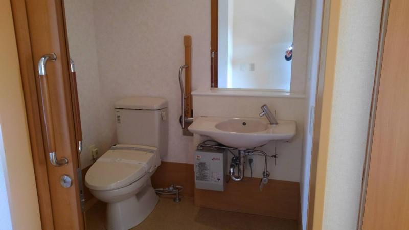 ココファン日吉(サービス付き高齢者向け住宅)の画像(8)Dタイプトイレ