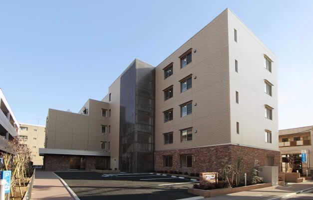 リリィパワーズレジデンス高田西(サービス付き高齢者向け住宅)の画像(1)