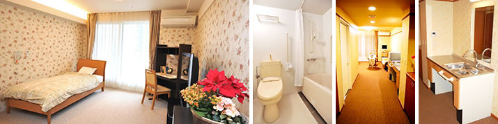 シニアホテル東戸塚サウスウイング(住宅型有料老人ホーム)の画像(2)