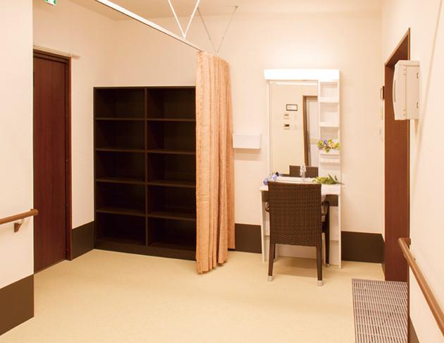 ライフコミューン上大岡(介護付有料老人ホーム)の画像(9)脱衣室