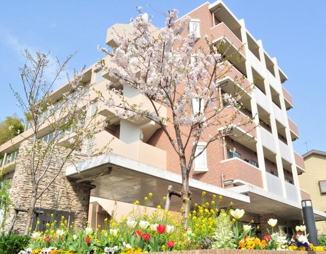 中銀ケアホテル横浜希望ヶ丘の画像
