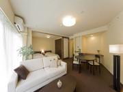 ヴィンテージ・ヴィラ横浜(介護付有料老人ホーム)の画像(9)居室 2K