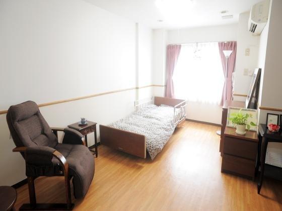 はぴね横浜(介護付有料老人ホーム)の画像(2)居室