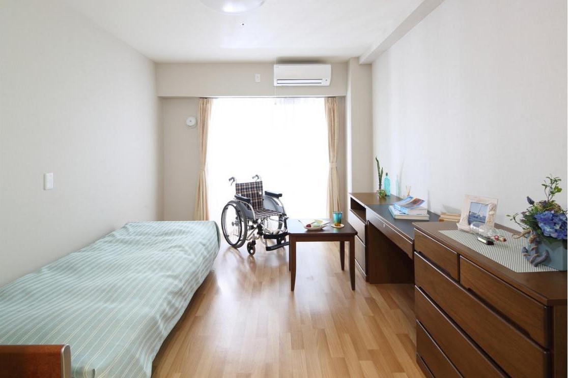 グランダ大船東(介護付有料老人ホーム(介護専用型/一般型特定入居者生活介護))の画像(2)居室イメージ