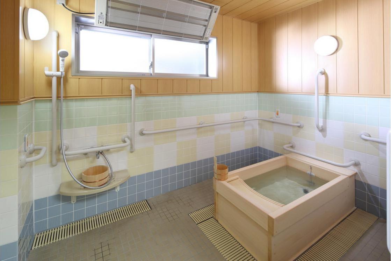 グランダ大船東(介護付有料老人ホーム(介護専用型/一般型特定入居者生活介護))の画像(5)1F 浴室